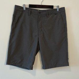 Travis Mathew Grey Golf Shorts